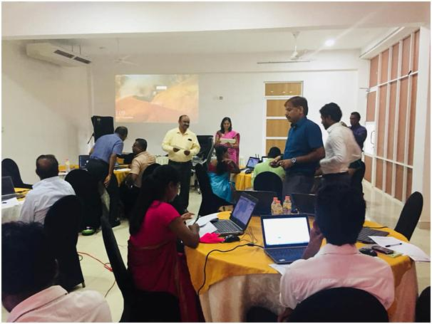ICTA CONDUCTS OPERATIONAL LEVEL TRAINING SESSION AT ANURADHAPURA